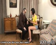 Sex Lesson With Hungry Teacher - scene 3