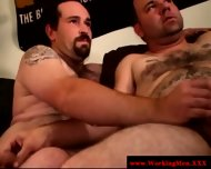 Straight Redneck Mature Gay Sucking - scene 1