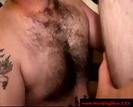 Straight Redneck Mature Gay Sucking - scene 10
