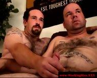 Straight Redneck Mature Gay Sucking - scene 2