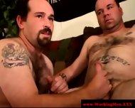 Straight Redneck Mature Gay Sucking - scene 3