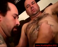 Straight Redneck Mature Gay Sucking - scene 6