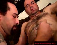 Straight Redneck Mature Gay Sucking - scene 6