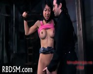 Gagged Babe Gets Lusty Torturing - scene 6