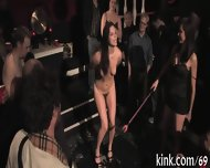 Babes Rough Group Humiliation - scene 10