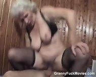 Pro 70plus Granny On Top Pounding - scene 6