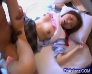 Young Horny Asian Babe - scene 10
