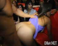 Sensual And Wild Stripper Party - scene 11