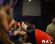 Sensual And Wild Stripper Party - scene 7