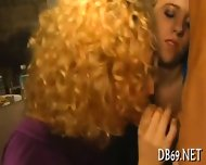 Raunchy Striptease Party - scene 4