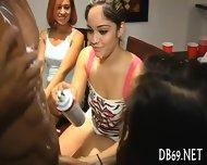 Intense Cock Sucking Party - scene 6