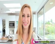 Taylor Is An Innocent, Sweet Looking Blonde From Florida - scene 2