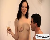 New Hot Singles Enjoyed Some Nasty Games Outside The Mansion - scene 11