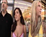Wild Delights For Hot Chicks - scene 6