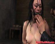 Tt Submissive Gets Dildofucked - scene 1