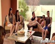 Bunch Of Naughty Swingers Having Group Sex In Bedroom - scene 2
