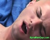 Amateuristic Sextape Of A Group Of Male Students Fucking Outdoor - scene 7