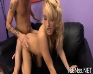 Teen Fucked By Two Big Stags - scene 10