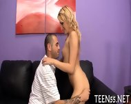 Teen Fucked By Two Big Stags - scene 2