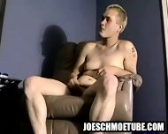 Amateur Stud Gets Naked And Tugs On His Cock - scene 10