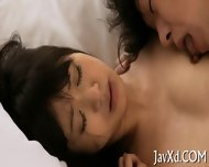 Sex With Asian Hairy Gal - scene 2