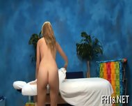 Sinfully Sexy Pussy Stroking - scene 6
