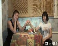 Sacrificing Girlfriends Honey Pot - scene 3
