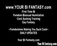 Your Dick Sucking Fantasy Come True - scene 4
