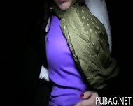 Lurid Cock Riding With Wild Chick - scene 12