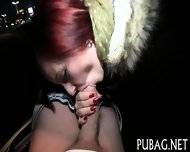 Lurid Cock Riding With Wild Chick - scene 3