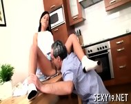 Mind-blowing Sofa Drilling - scene 7