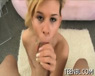 Sensual And Erotic Pecker Sucking - scene 11