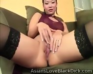 Whoriental Beauty Goes Naughty In Front Of The Camera - scene 8