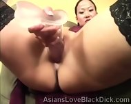 Whoriental Beauty Goes Naughty In Front Of The Camera - scene 12