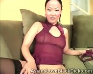 Whoriental Beauty Goes Naughty In Front Of The Camera - scene 7