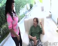 Wild Pleasuring For Babe - scene 2