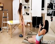 Explicit Sapphic Pleasuring - scene 2
