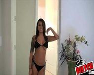 Lovely Hot Babe Natalia Fucks A Hard Dick - scene 2