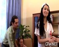 Babe Is Surrending Her Virginity - scene 11
