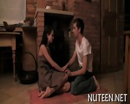 Thrashing A Tight Poon Tang - scene 1