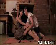Thrashing A Tight Poon Tang - scene 4