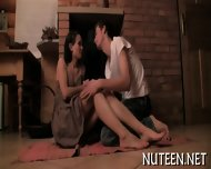 Thrashing A Tight Poon Tang - scene 5