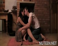 Thrashing A Tight Poon Tang - scene 7