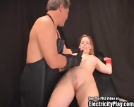 Lucious Candi Apple Electrofied Shock Therapy - scene 12