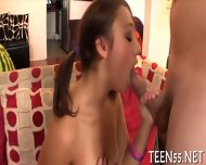 Teen Choses The Biggest Tool - scene 7