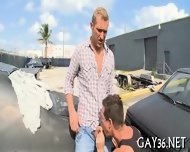 Wonderful Gay Banging - scene 1
