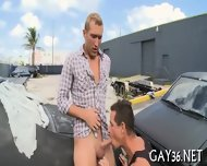 Wonderful Gay Banging - scene 2