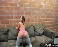 She Knows What To Do With Her Nice Body To Get Easy Cash - scene 5