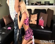 Teen Sucker Challenges A Cock - scene 5