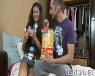 Huge Dick For Small Mouth - scene 1
